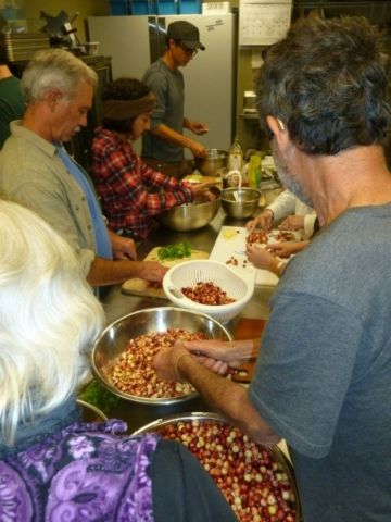 Cranberries and Chutneys Workshop